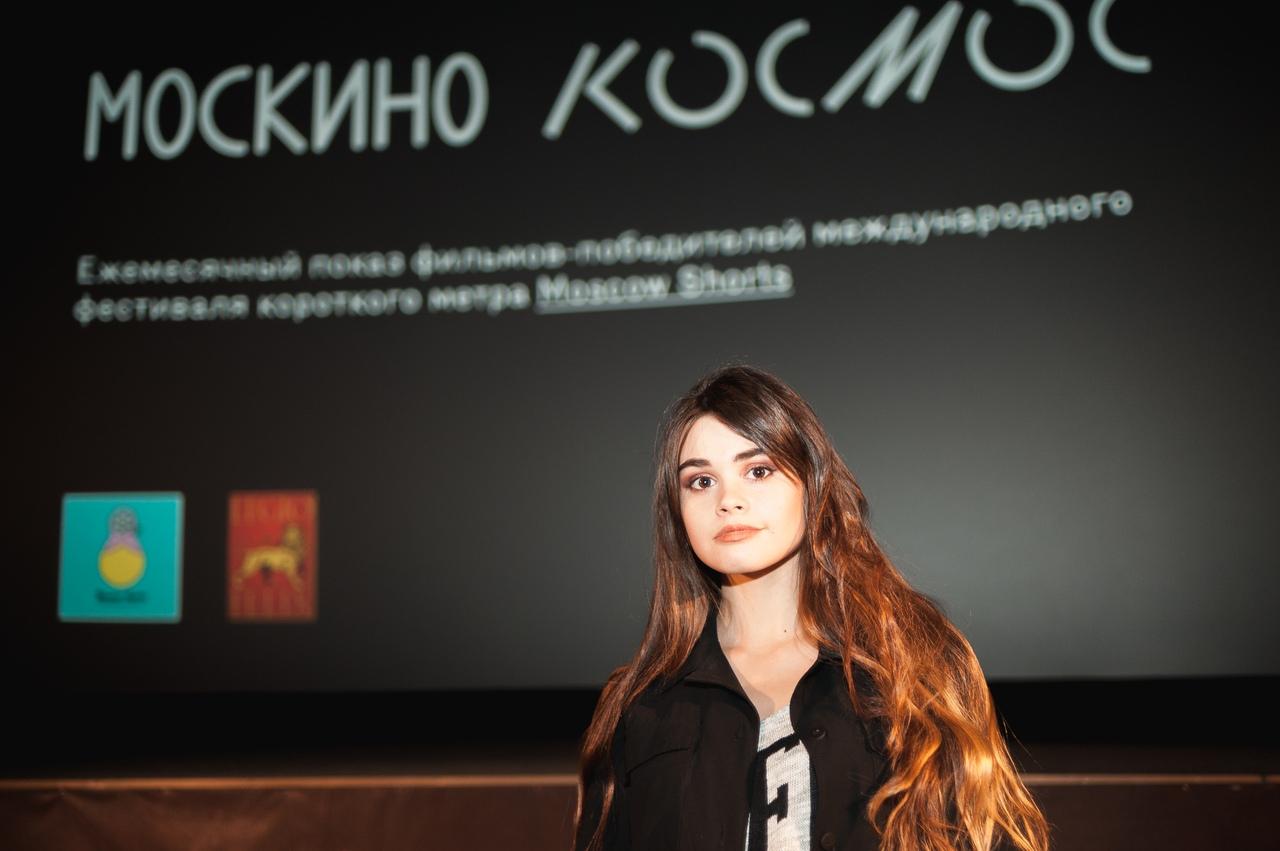 Актриса Анфиса Вистингаузен