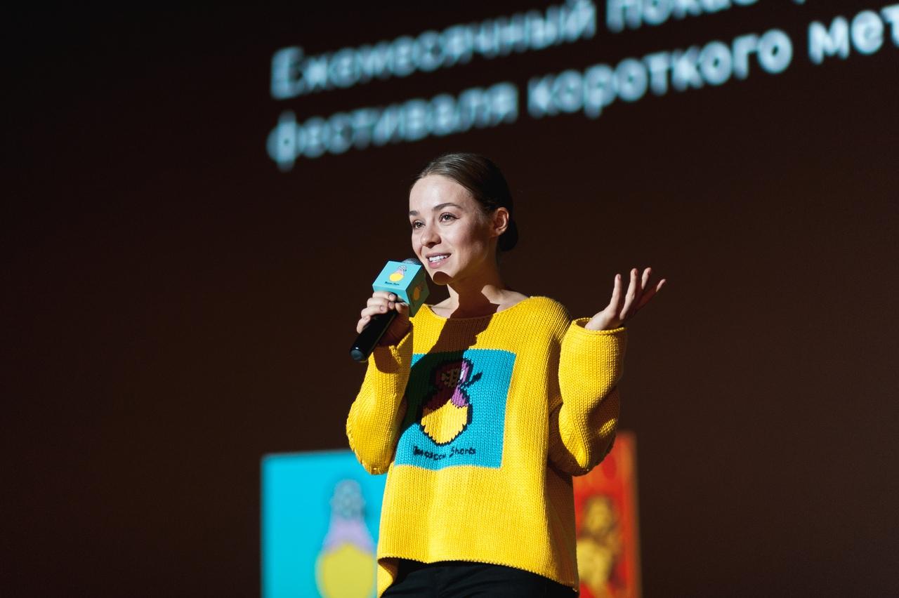 Директор MSFF, актриса Рина Гришина