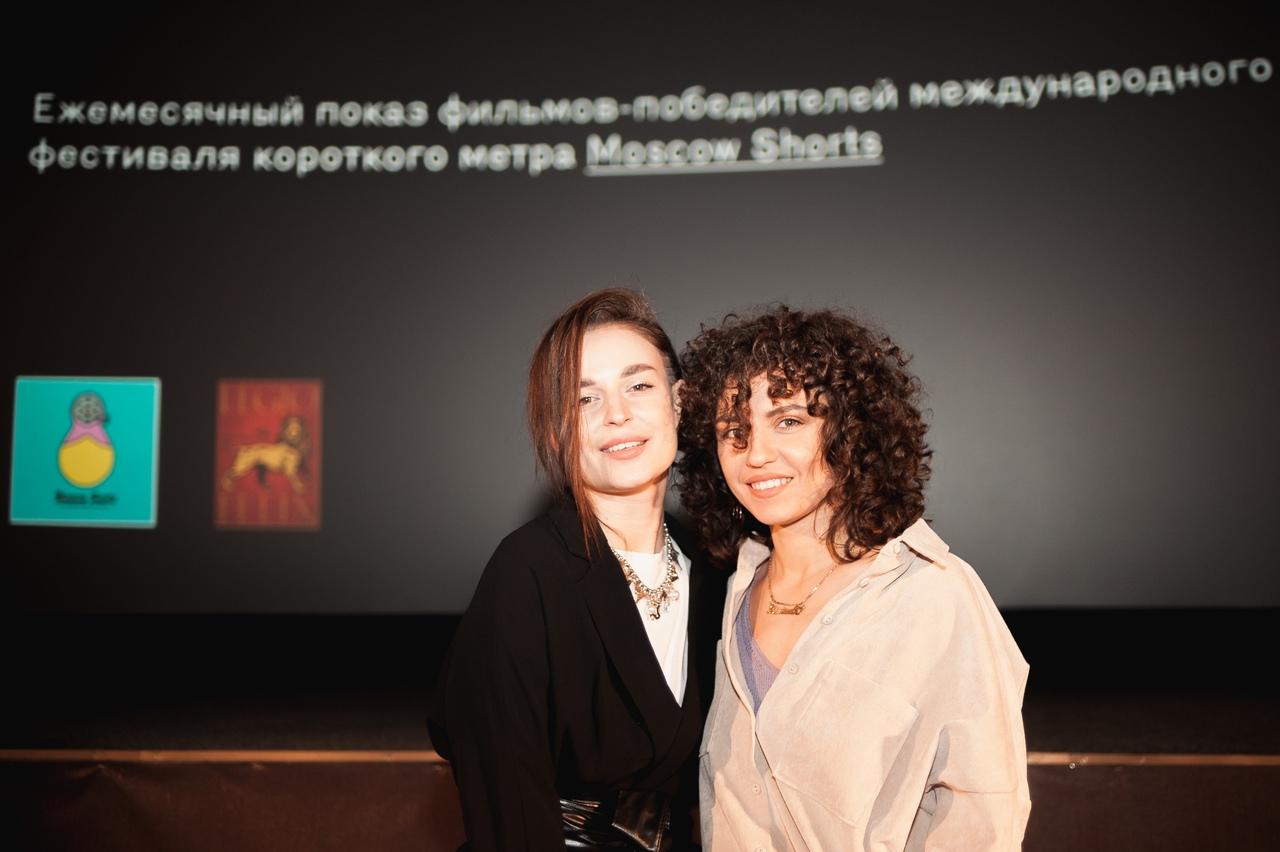 Певица Севиль и певица Кристина Королькова