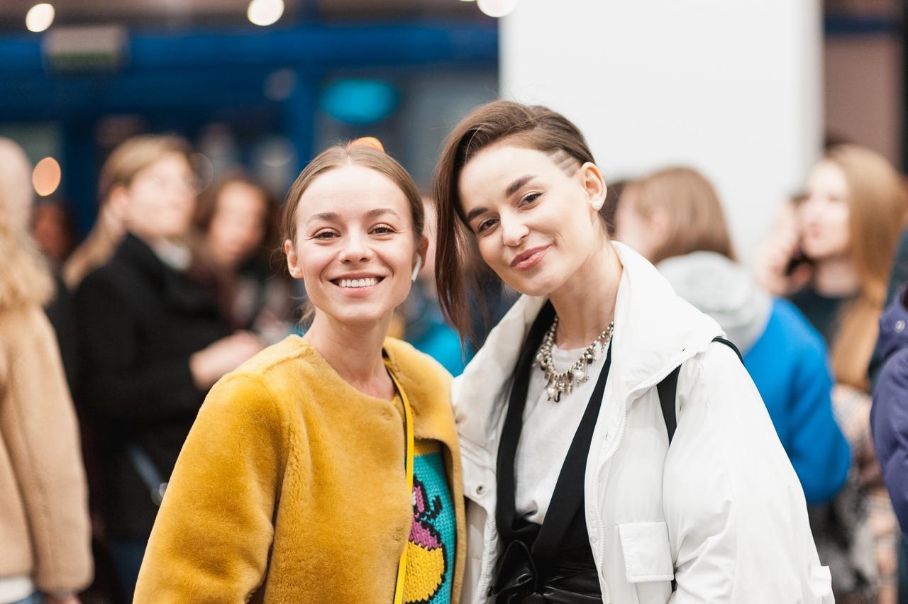Рина Гришина и певица Севиль